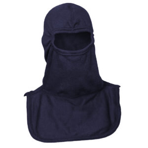 Goggle Face Arc Navy Hood (no goggles)