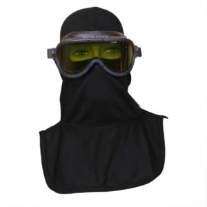 Goggle ARC Hood with 45 cal goggles 50 cal/cm2 (long)
