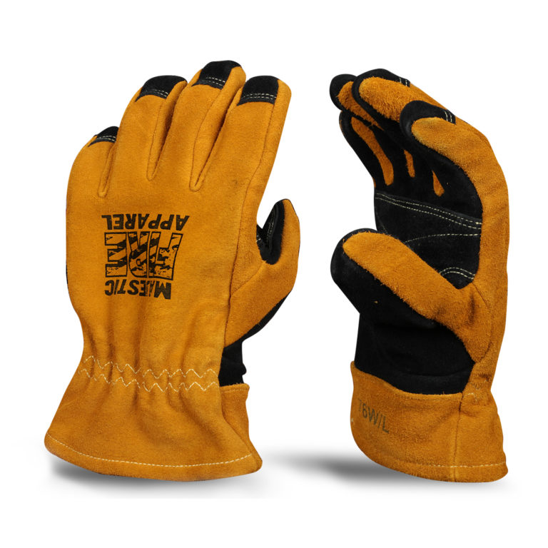 MFA 82 Structural Firefighting Glove Gauntlet