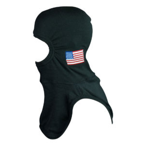 American Flag on PBI GOLD BLACK