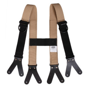 Suspenders - Tan